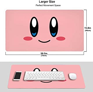 Lamgo Cardcaptor Sakura Rectangle Anime Non Slip Rubber Mousepad Mouse Pads//Mouse Mats Case Cover with Designs for Office Home Woman Man 30x15.7 Inch 75x40 cm
