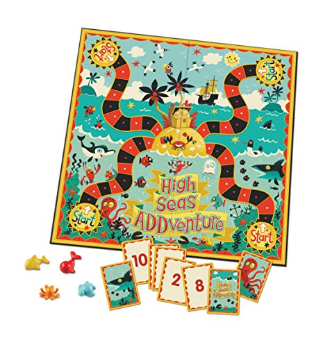 Learning Resources High Seas ADDventure Addition Game