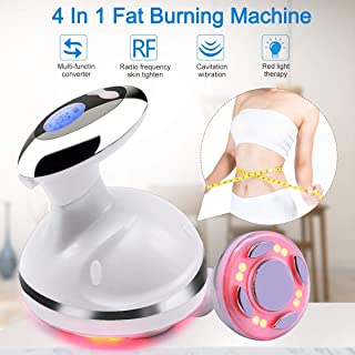 Weight Loss Machine 4 in 1 R-F Vibration Body Shaping for Postpartum Stomach Sonic Lose Belly Sliming Massager Skin Tightening Device