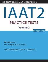 IAAT2 Practice Tests (Mr. Rhee's Brilliant Math)