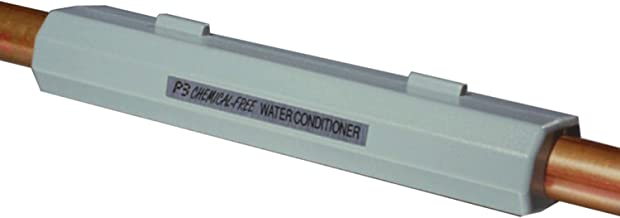 P3 P7920 Chemical-Free Water Conditioner for Standard 3/4-Inch Pipes