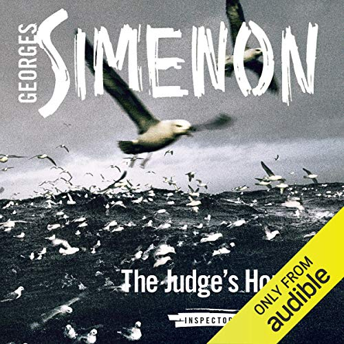 Couverture de The Judge's House