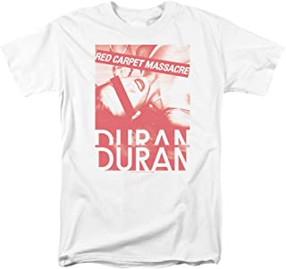 Duran Duran Red Carpet Massacre Unisex Adult T Shirt for Men and Women