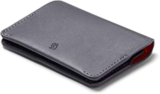 Bellroy Leather Card Holder (Max. 20 Business Cards, or 8 Daily Cards) - Graphite