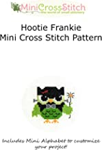Hootie Frankie Mini Cross Stitch Pattern