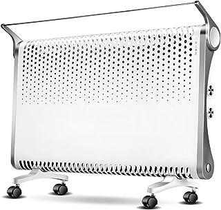 Plata radiador eléctrico calentador vertical / calentador calentadores de panel, en dos etapas de ajuste de la temperatura de ahorro de energía Diseño Con giratoria de 360 ° Spin, conveniente for el