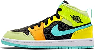 Nike Jordan 1 Mid Se (ps) Little Kids Bq6932-037