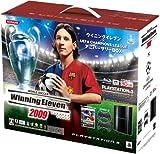PLAYSTATION 3 80GB ウイニングイレブン x UEFA Champions League アニバーサリーBOX クリアブラック メーカー生産終了