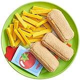 Haba 303491 - Fischstäbchen & Pommes Küchenspielzeug