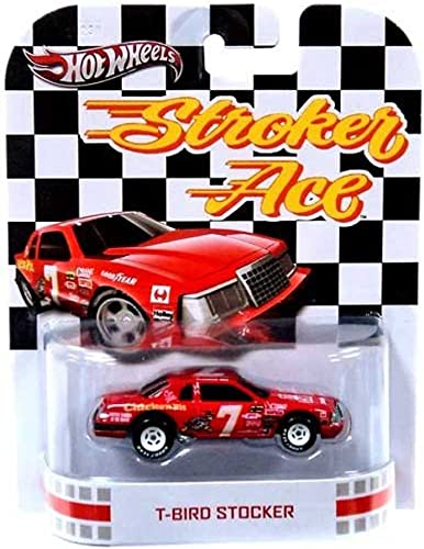 Hot Wheels Stroker Ace T-Bird Stocker Die Cast Car