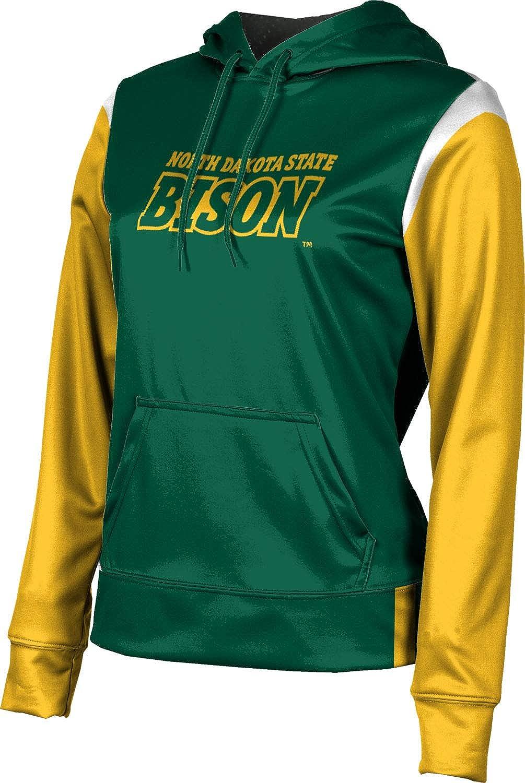 North Dakota State University Girls' Pullover Hoodie, School Spirit Sweatshirt (Tailgate)