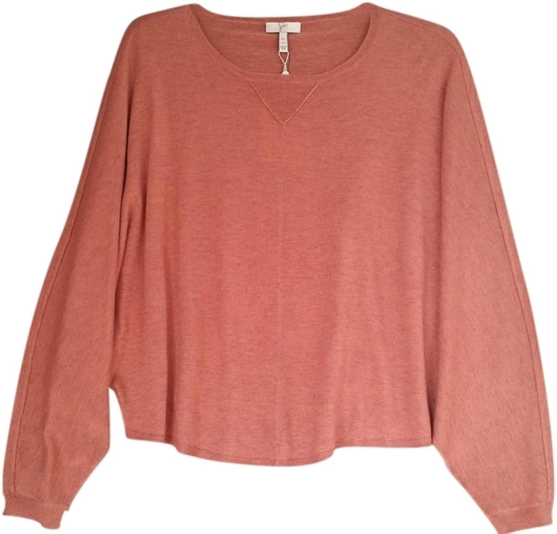 Joie Trip Dolman Sleeve Sweater in Heather Pale Clay