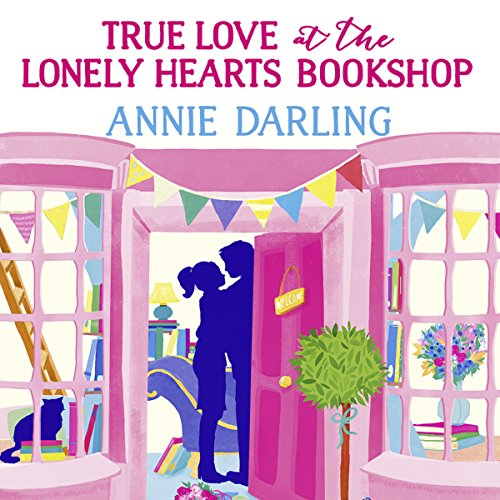 True Love at the Lonely Hearts Bookshop audiobook cover art