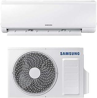 Samsung Split Air Conditioner 2 Ton Fast Cooling Saves Energy 2510 Watts AR24KCFHRWK/GU