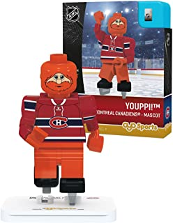 OYO Sports NHL Mascot Minifigure Montreal Canadiens Youppi!