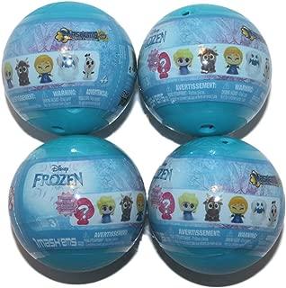 Mashems Disney Frozen Series 3 ( 4 Sphere Pack)