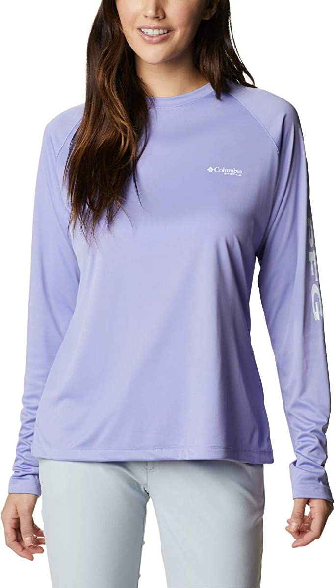 Columbia Women's Tidal Tee II Long Sleeve: Clothing