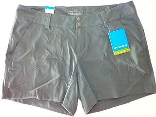 Columbia Sportswear Women's Saturday Trail Shorts, Grill, 12