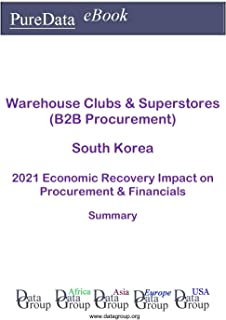 Warehouse Clubs & Superstores (B2B Procurement) South Korea Summary: 2021 Economic Recovery Impact on Revenues & Financials