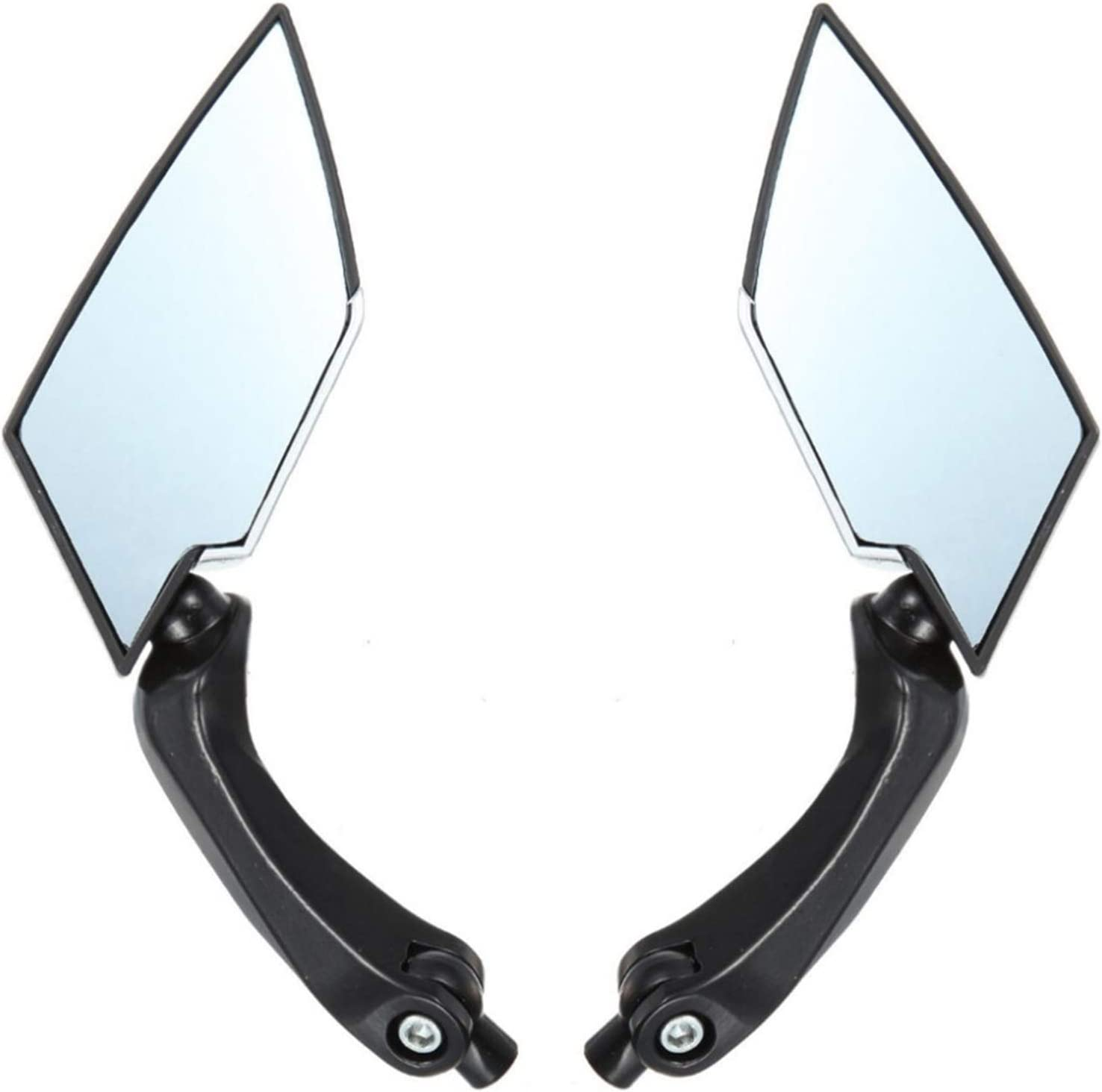 YUDONG MEIJUAN Black Universal Motorcycle Sid View Rearview Factory Great interest outlet Rear
