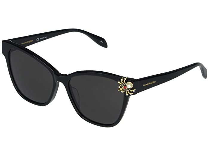 Alexander McQueen  AM0269S (Black) Fashion Sunglasses