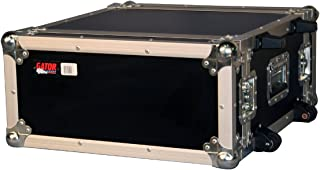 Gator cases G-TOUR Audio Road Rack with Wheels, Retractable Pull Handle, and  Heavy-Duty Tour Grade Hardware; 17