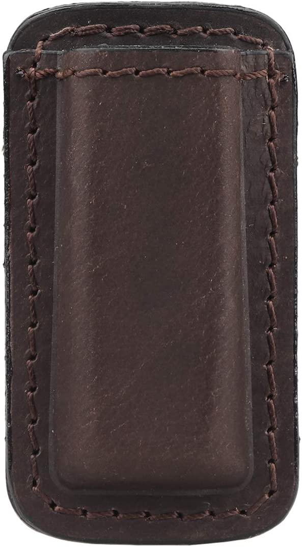 Kosibate Leather Magazine Holder Sizes virtually 9mm Lowest price challenge fit to Max 49% OFF Any