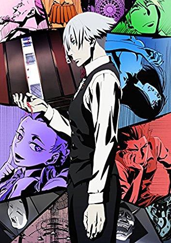 「デス・パレード」Blu-ray BOX【完全限定生産版】(イベントチケット優先販売申込券付)