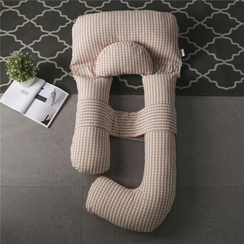 文房具抜本的な窓LINlq 妊娠枕、U字型フルボディピローマタニティサポート取り外し可能な延長 - サポートバック、ヒップ、足、腹妊娠中の女性/ポリエステル/ 67x31.5インチ (Color : #8)