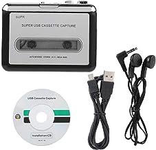 Neufday-Tape to PC Grabadora de Cassette MP3 CD Converter Captura Audio Digital Reproductor de música