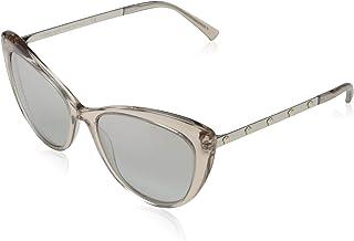 نظارة شمسية كات اي للنساء من فيرساتشي - شفاف VE4348 52706V57