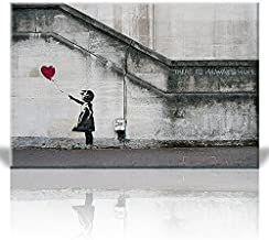 wall26 - There is Always Hope Banksy Street Art - Canvas Art Wall Decor -24