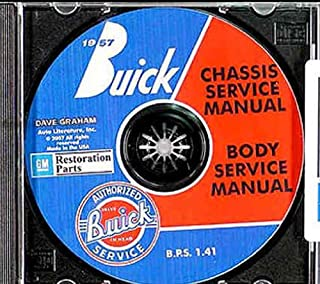 THE ABSOLUTE BEST 1957 BUICK REPAIR SHOP & SERVICE MANUAL & FISHER BODY MANUAL CD INCLUDES Series 40 Special, Series 60 Century, Series 50 Super, and Series 70 & 75 Roadmaster vehicles. 57