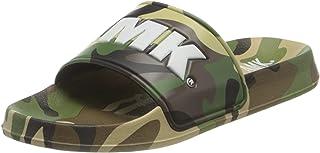 AMK Bath Slippers - Soldier Slides Wood camo - 39