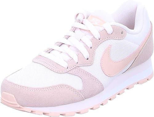 Nike WMNS MD Runner Runner 2, Chaussures d'Athlétisme Femme  détaillant de fitness