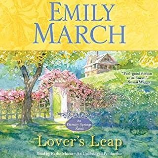 Lover's Leap     An Eternity Springs Novel              Written by:                                                                                                                                 Emily March                               Narrated by:                                                                                                                                 Kathe Mazur                      Length: 11 hrs and 53 mins     Not rated yet     Overall 0.0