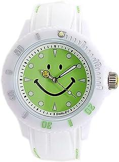 [スマイリー] SMILEY 腕時計  WC-HBSIL-WGR キッズ [国内正規品]