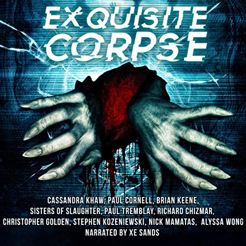 Exquisite Corpse, Season 1 audiobook cover art