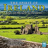 The Spirit of Ireland 2020 Calendar: Images and Blessings of The Emerald Isle