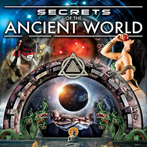 Secrets of the Ancient World audiobook cover art