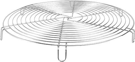 TOPBATHY Steamer Rack Stainless Steel Pressure Cooker Round Cooling Rack Food Vegetable Steamer Shelf Metal Wire Steaming ...