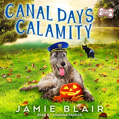 Canal Days Calamity cover art