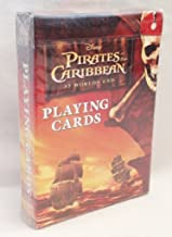 PIRATES OF THE CARIBBEAN At World`s End Playing Cards JOHNNY DEPP