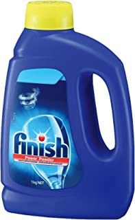 Finish Advanced Power Powder Detergent, 1kg