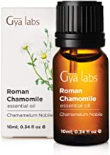 Roman Chamomile Essential Oil - Peacefully Soothe Away The Aches of The Day (10ml) - 100% Pure Therapeutic Grade Chamomile Oil