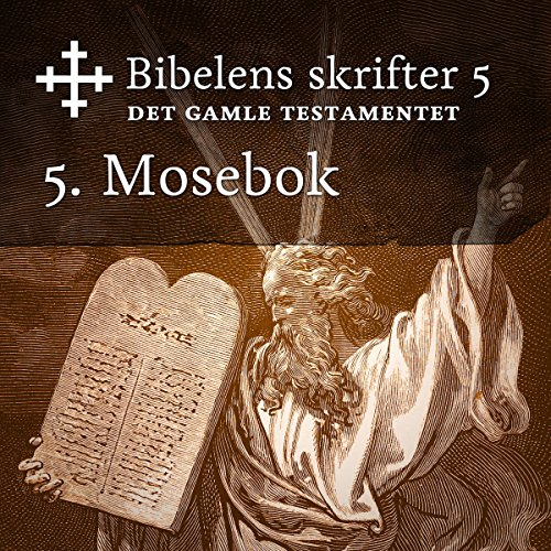 5. Mosebok audiobook cover art