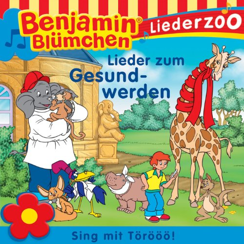 Benjamin als Tierarzt