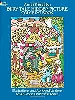 Fairy Tale Hidden Picture Coloring Book (Dover Children's Activity Books)