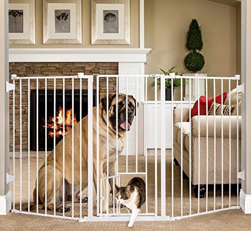Carlson ExtraTall Flexi Pet Gate