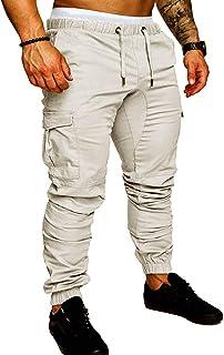 1b27296f536a99 Amazon.fr : Blanc - Pantalons de sport / Sportswear : Vêtements